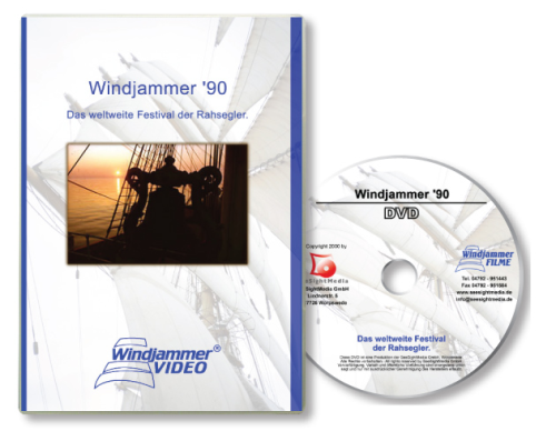 Windjammer '90 /DVD