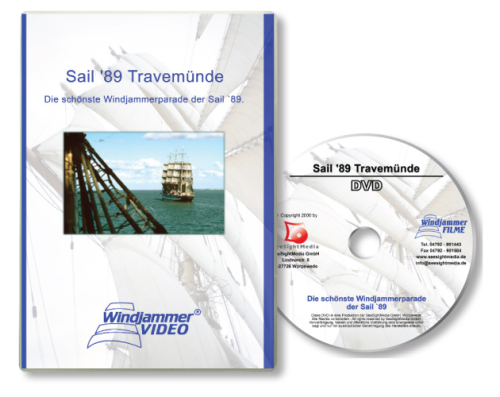 Sail '89 Travemünde /DVD